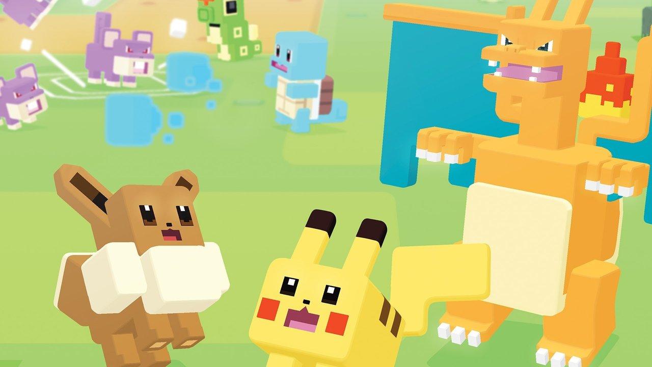Pokémon Quest je najavljen i odmah dostupan