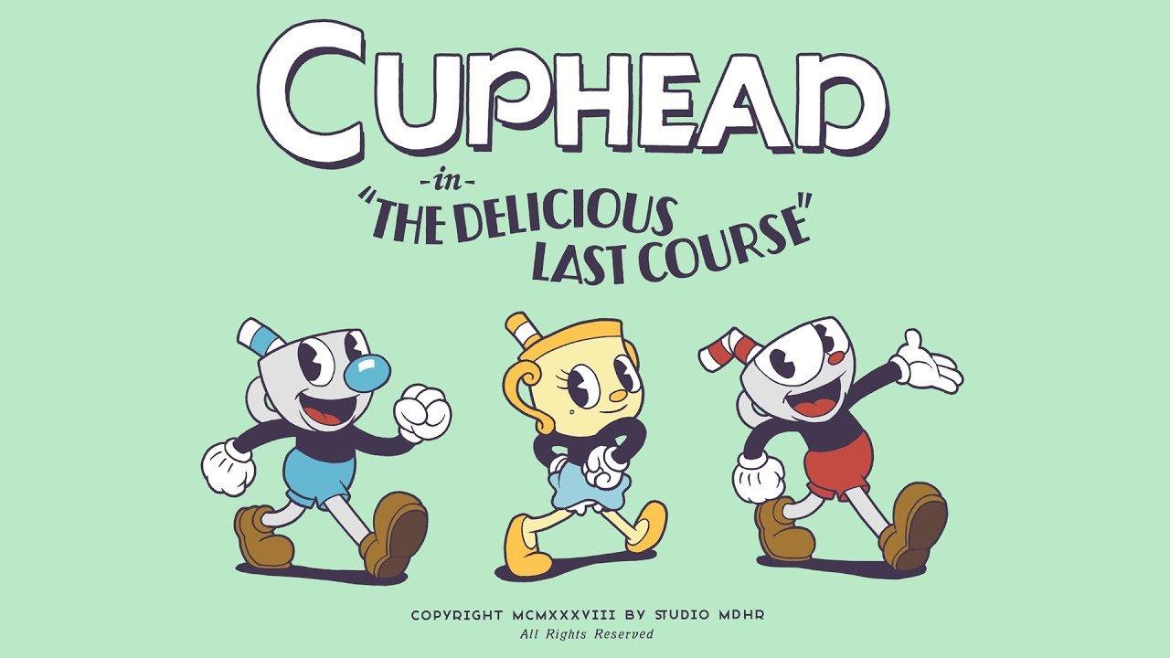 Cuphead dobiva DLC