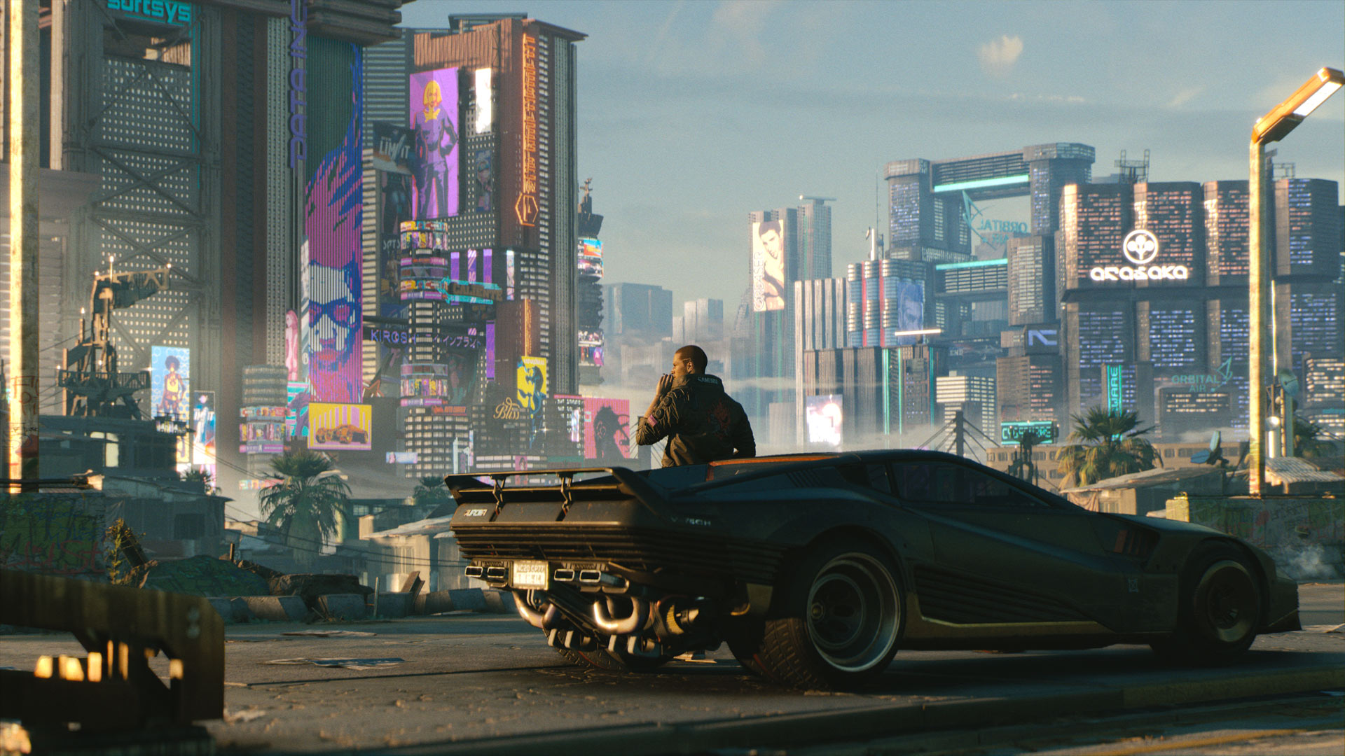 Stigao Cyberpunk 2077 cinematic