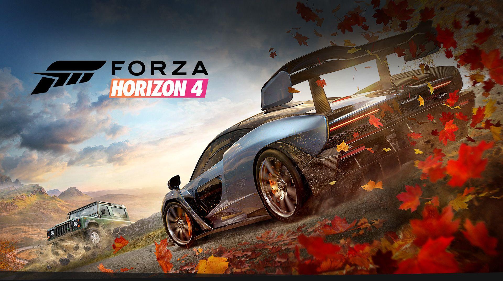 Forza Horizon 4 donosi dinamčka godišna doba