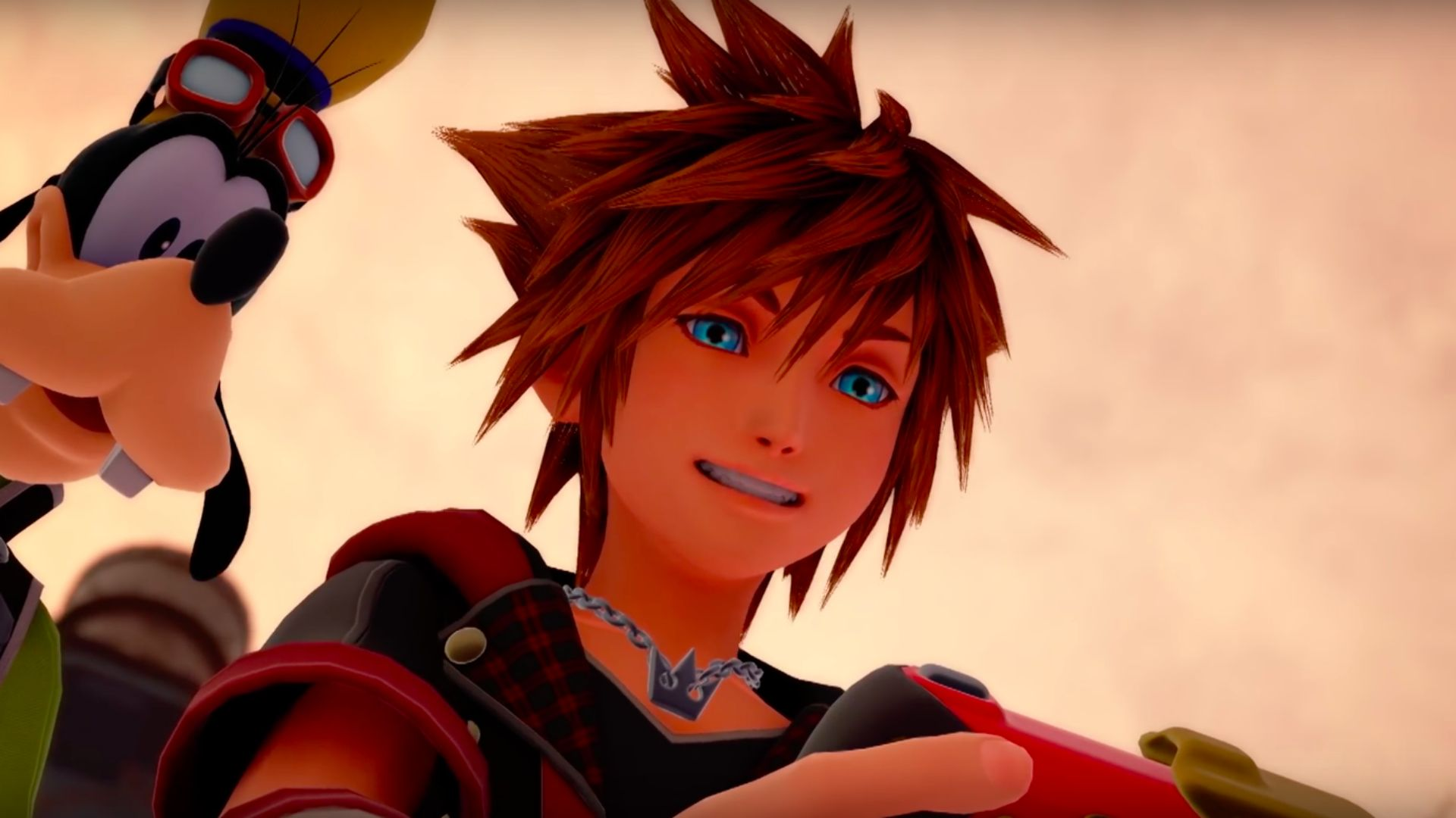 Kingdom Hearts 3 dogodine