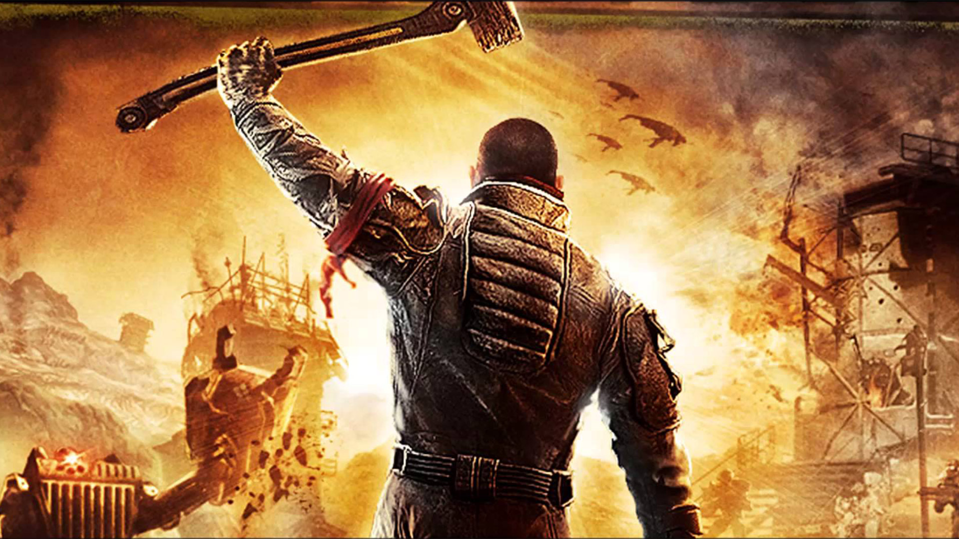 Red Faction Guerilla remaster početkom srpnja