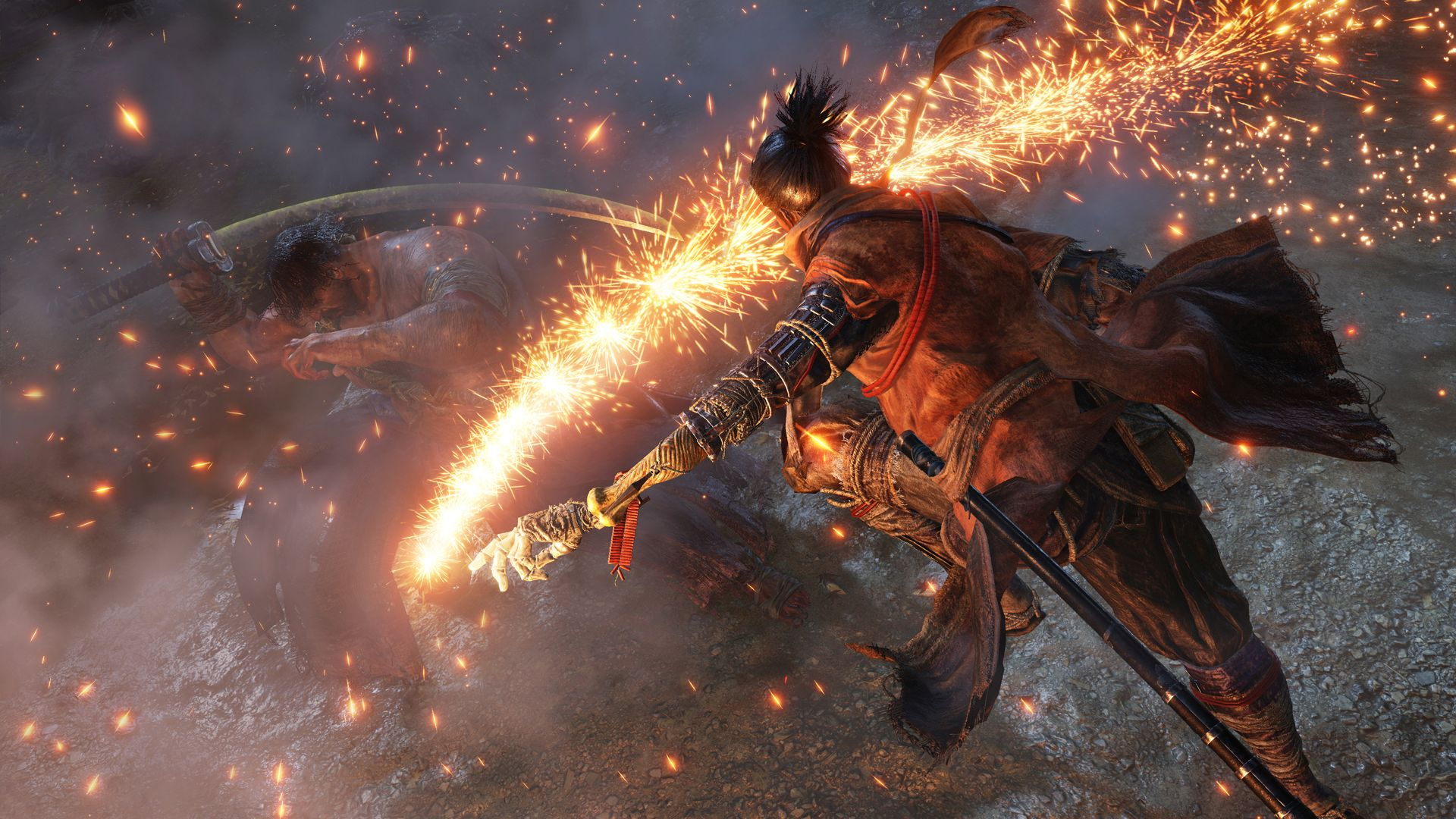 Sekiro: Shadows Die Twice dogodine