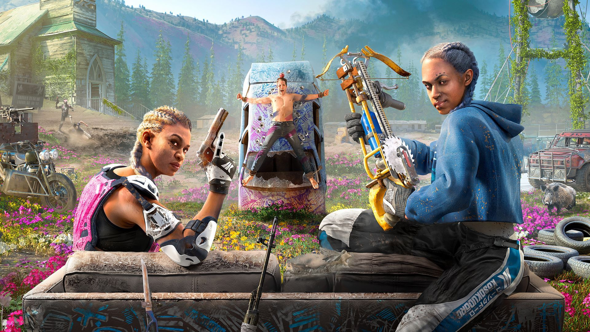 Far Cry New Dawn – od petice do postapokalipse