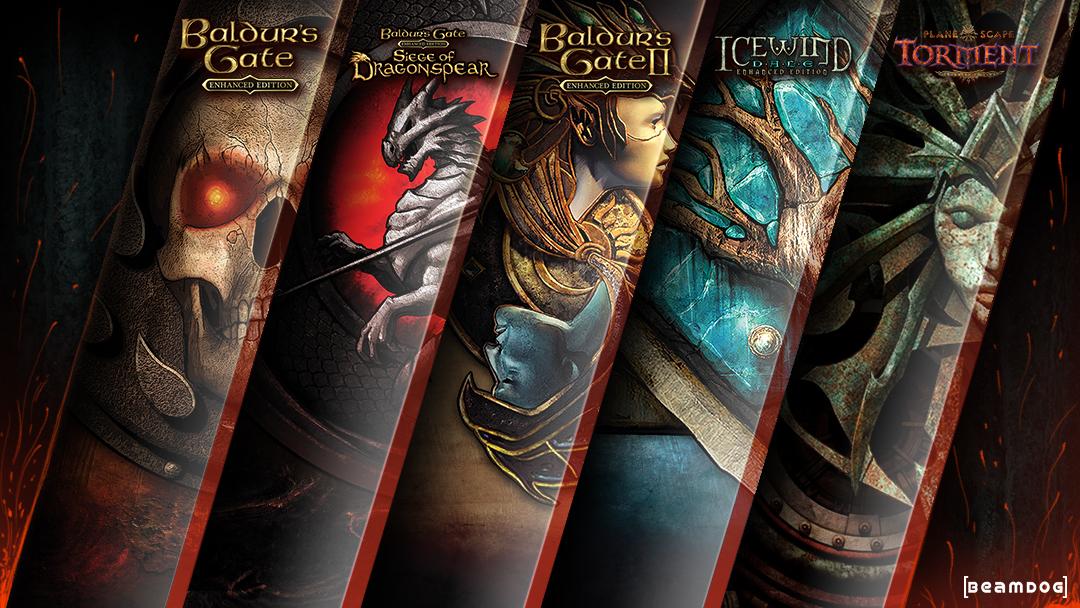 Baldur's Gate i društvo sličnih igri dolazi na konzole