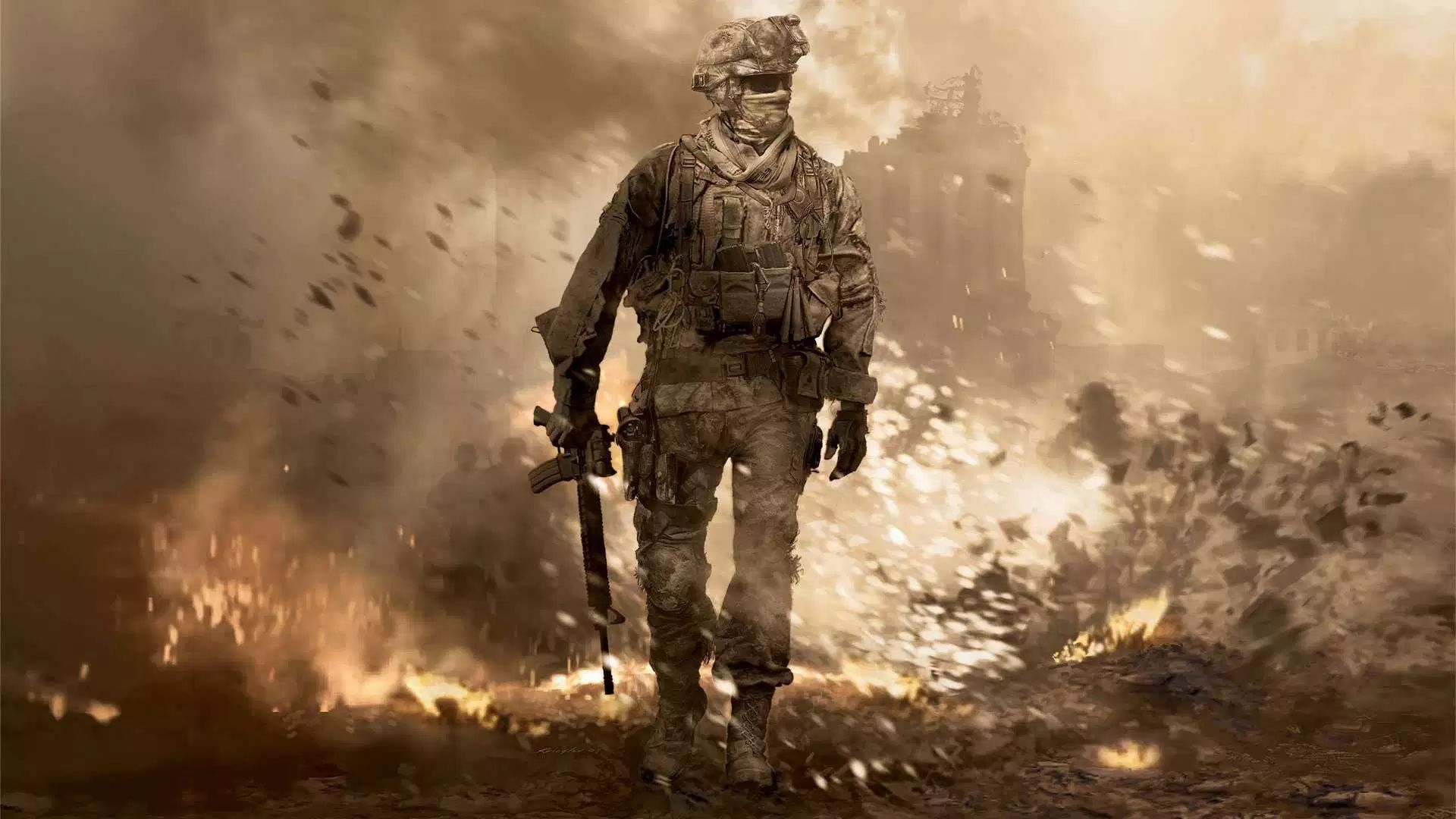 Mogli bi dobiti Call of Duty: Modern Warfare 2 remaster