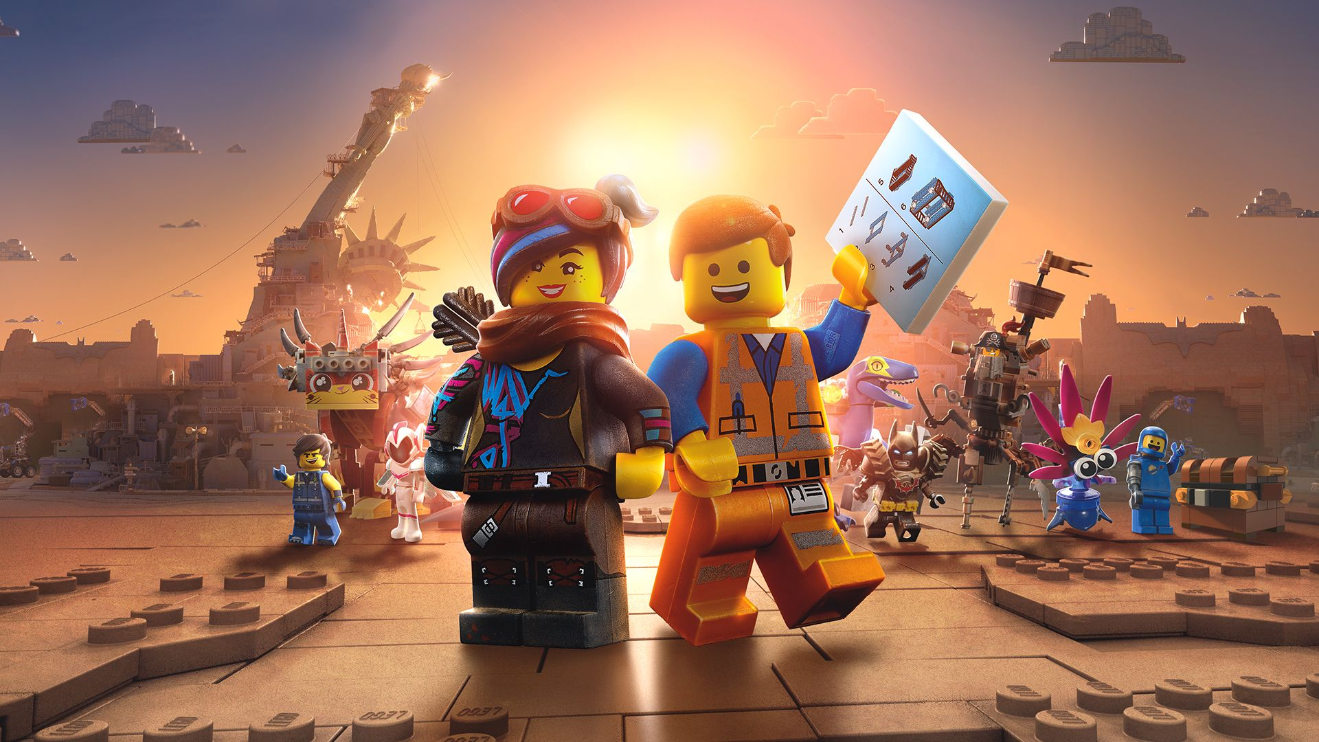 The LEGO Movie 2 Videogame recenzija – Relikvija prošlosti