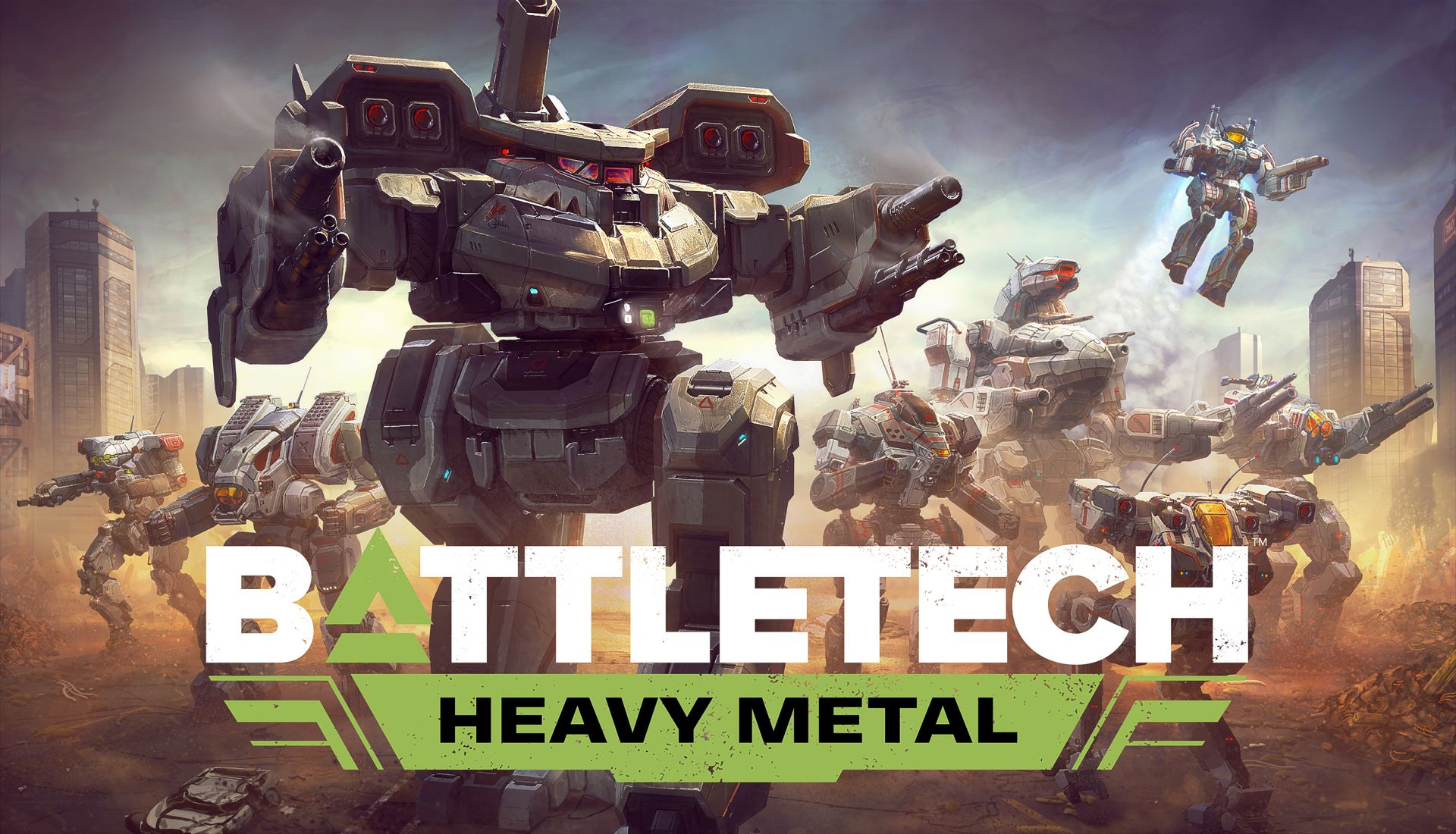 Battletech dobiva novu ekspanziju