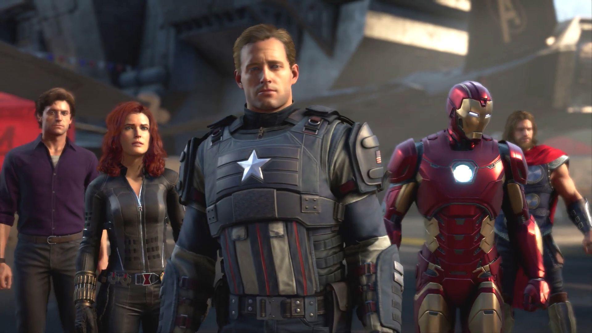 Marvel's Avengers odgođeni do rujna
