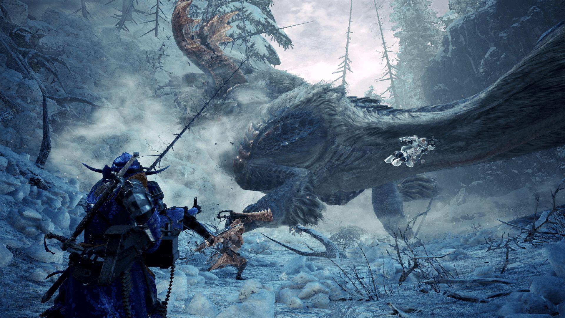 Monster Hunter World ekspanzija Iceborn prodana u 4 milijuna primjeraka