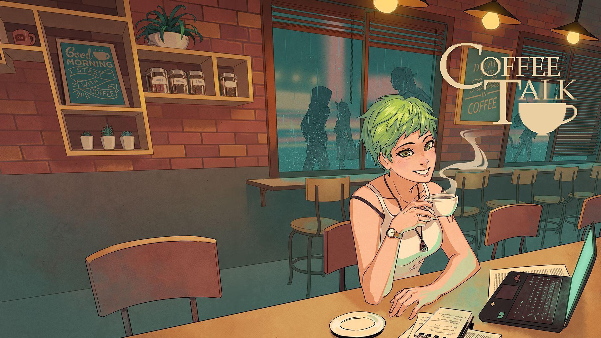 Coffee Talk recenzija – Espresso molim