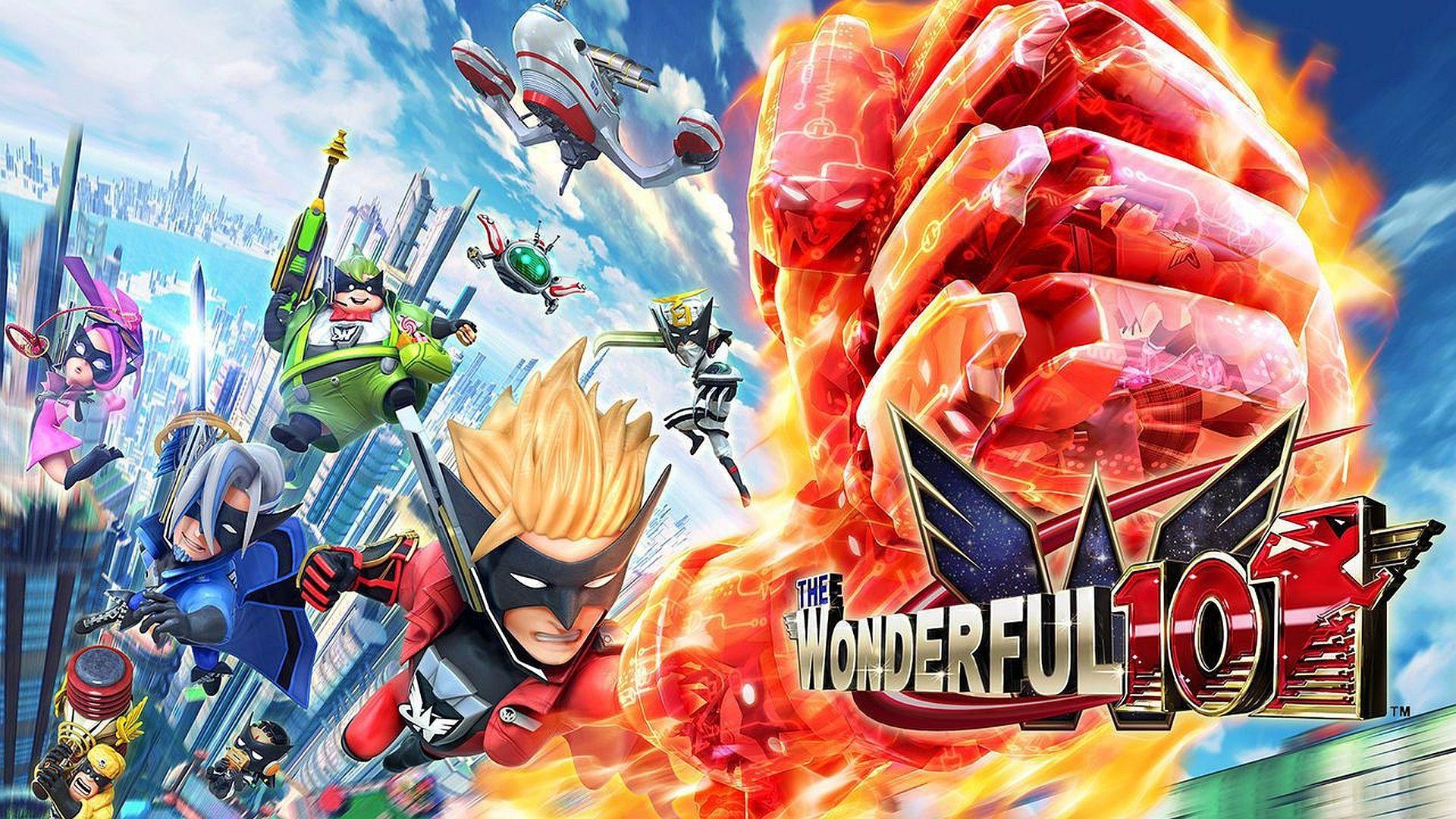 The Wonderful 101: Remastered dolazi na moderne konzole