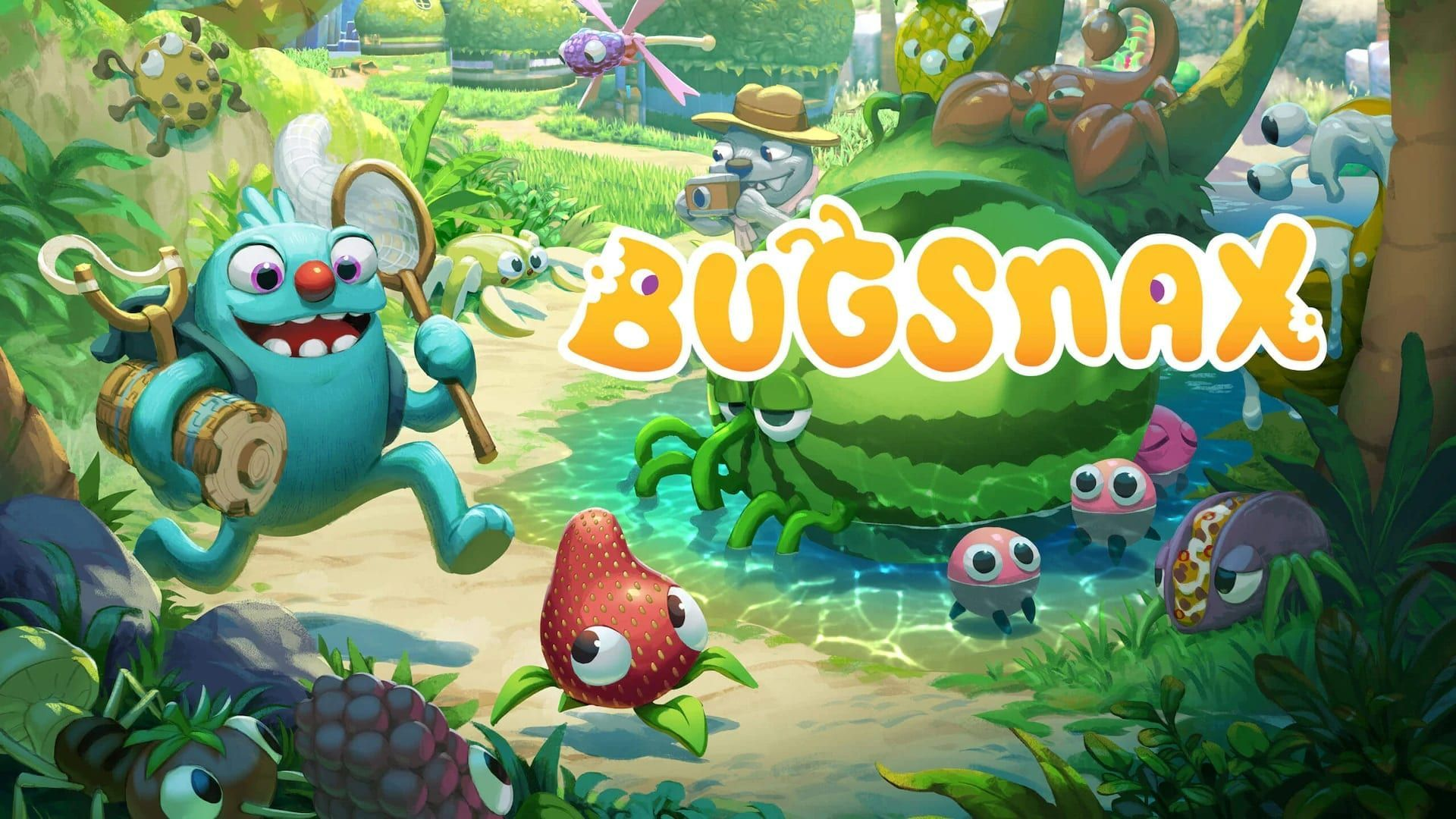 Bugsnax predvodi PlayStation Plus igre za studeni