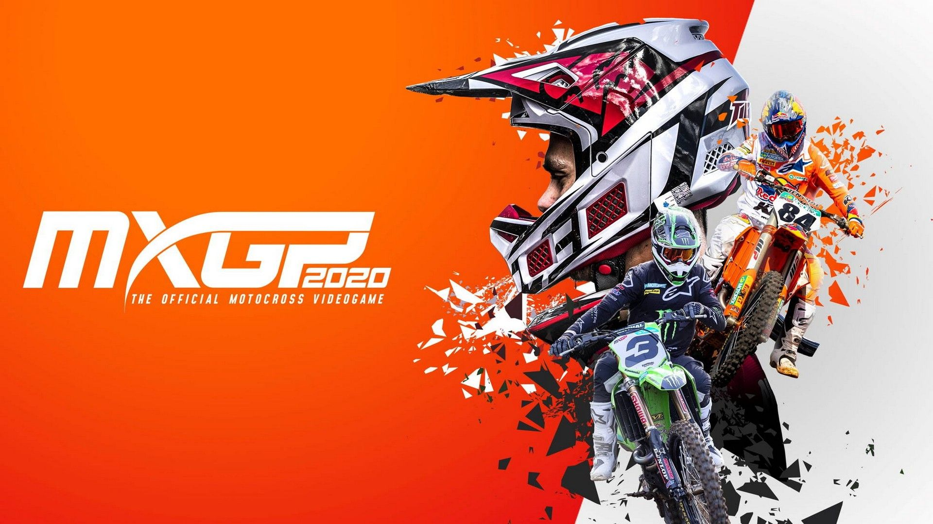 MXGP 2020 recenzija