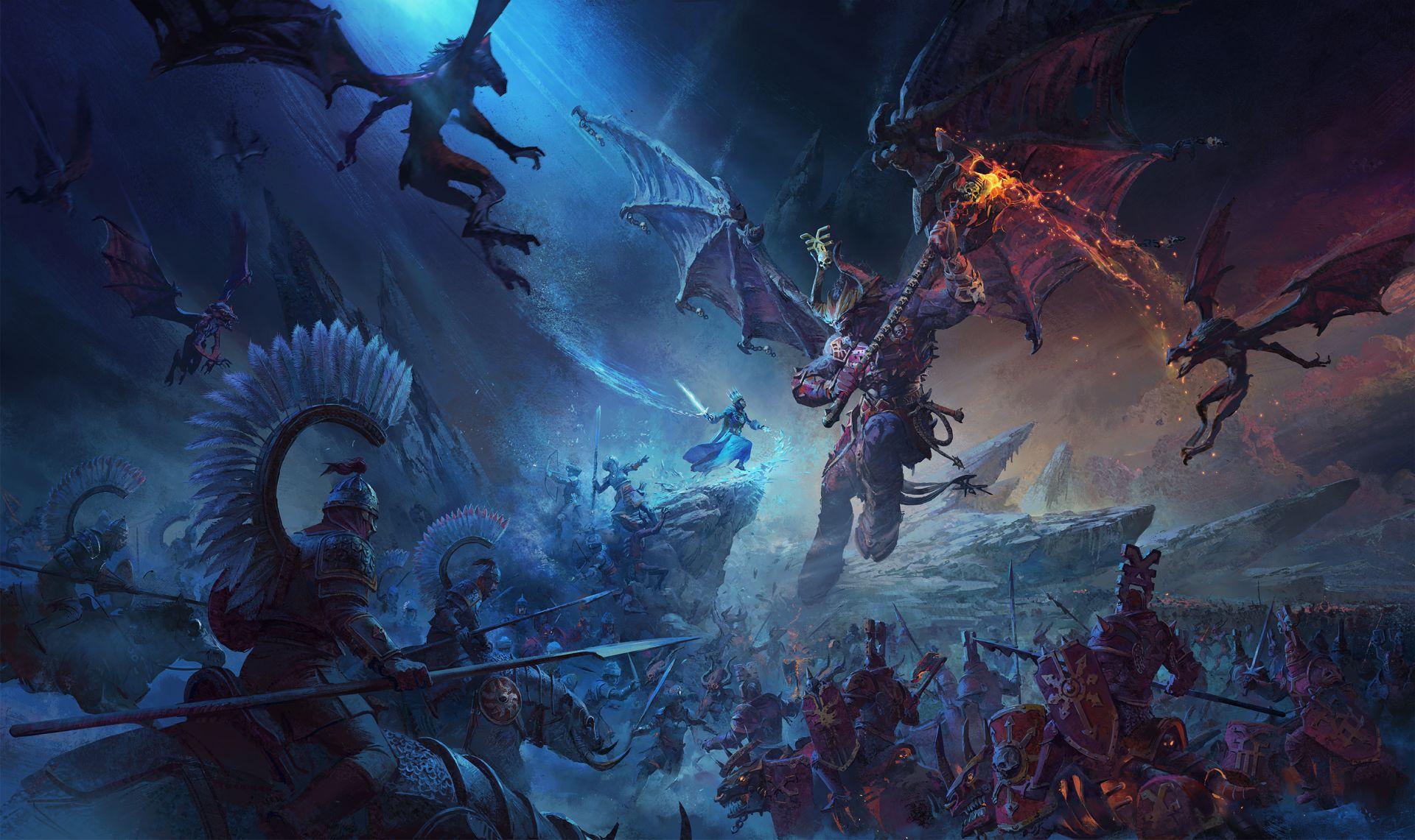 Najavjen Total War: Warhammer 3