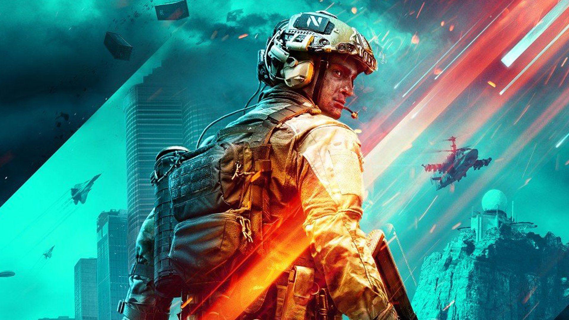 Najavljen Battlefield 2042