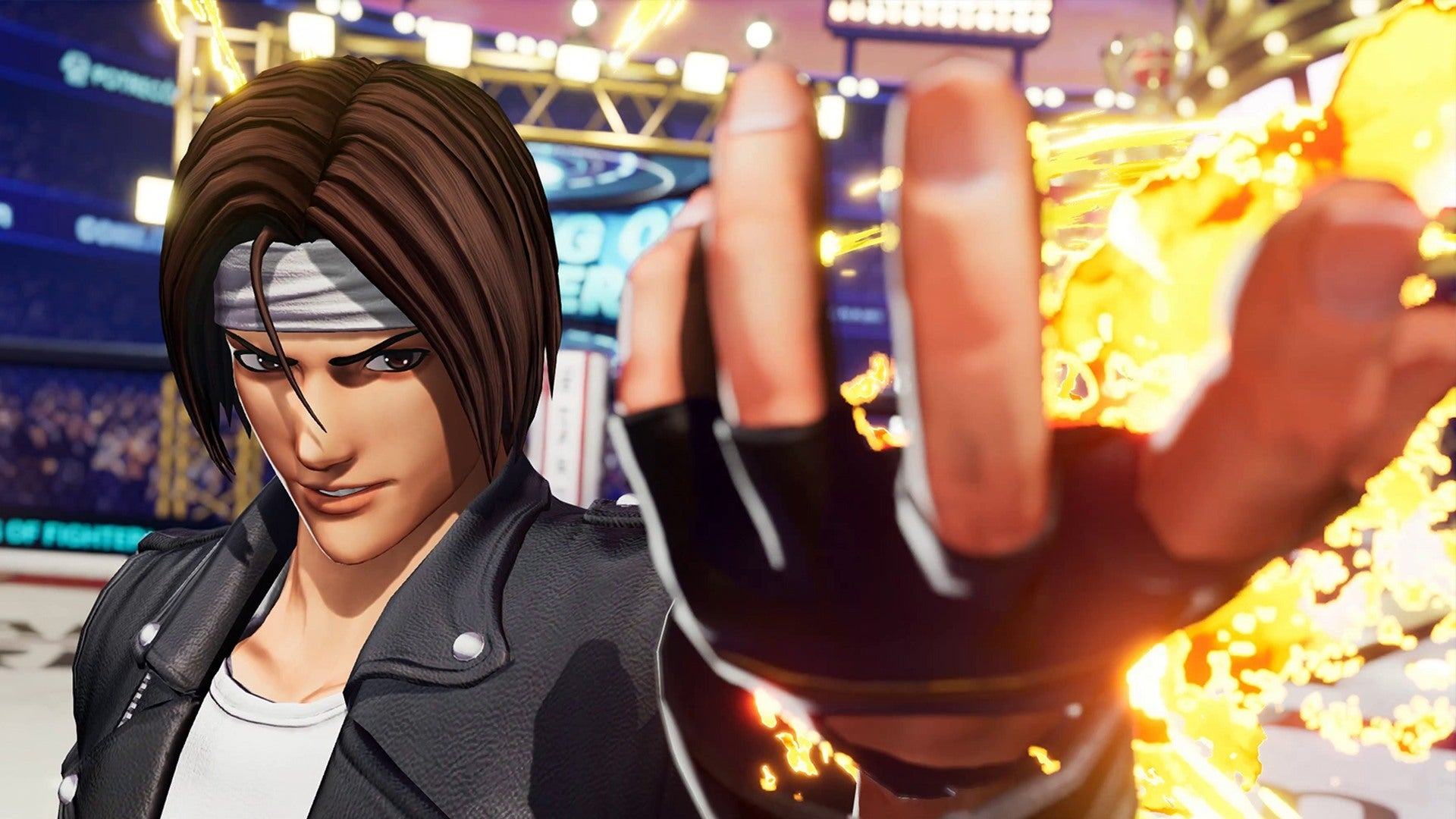King of Fighters XV odgođen